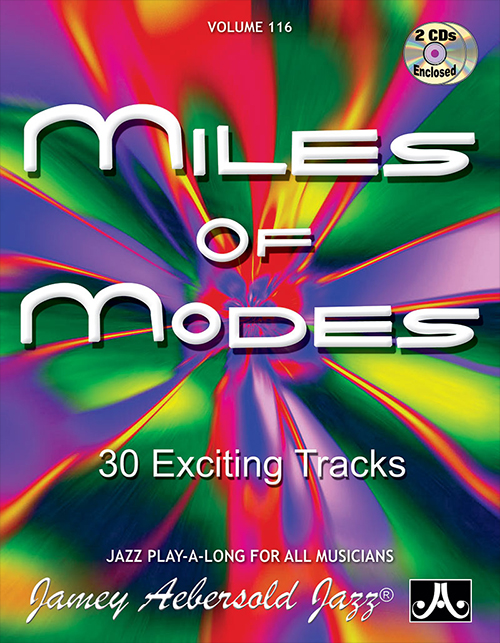 VOLUME 116 - Miles Of Modes: Modal Jazz