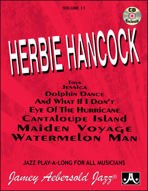 Volume 11 - Herbie Hancock - BOOK ONLY