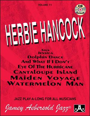 Volume 11 - Herbie Hancock - CD ONLY