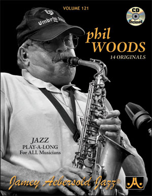 Volume 121 - Phil Woods - CD ONLY