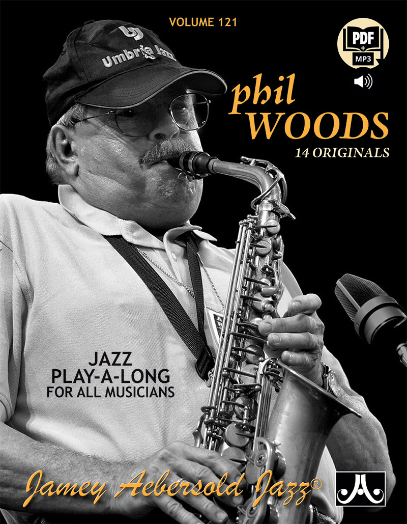 Vol. 121 - PHIL WOODS