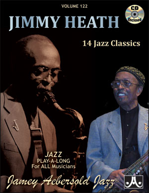Volume 122 - Jimmy Heath - CD ONLY