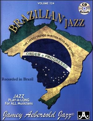 Volume 124 - Brazilian Jazz - CD ONLY