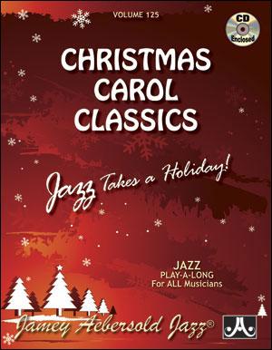 Volume 125 - Christmas Carol Classics - CD ONLY