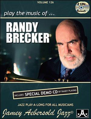 Volume 126 - Randy Brecker - 2 CDS ONLY