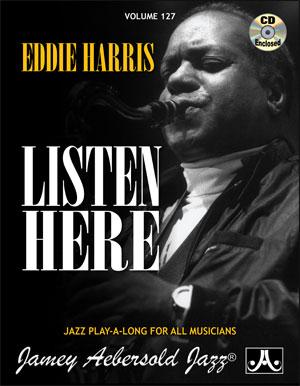 Volume 127 - Eddie Harris - Listen Here - CD ONLY