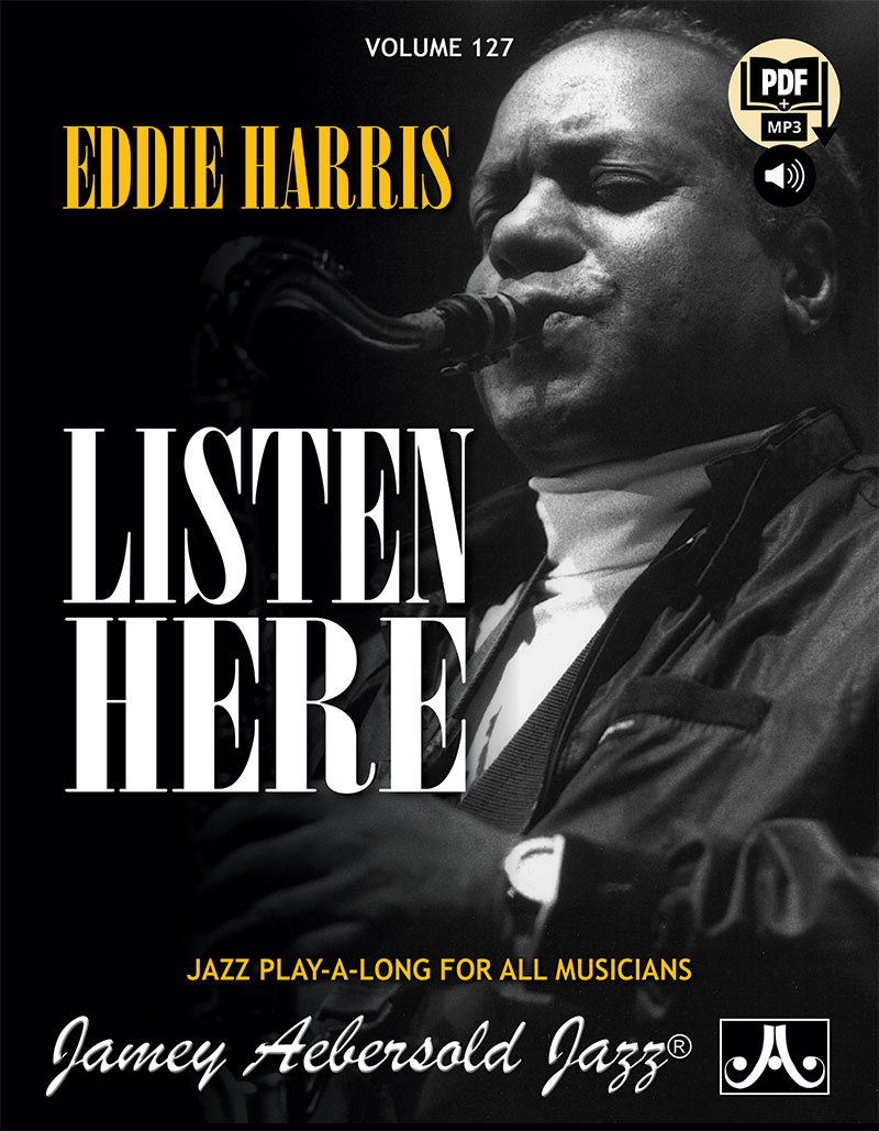 Vol. 127 - Eddie Harris - Listen Here