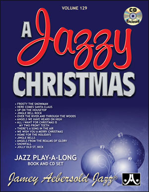 Volume 129 - A Jazzy Christmas - CD ONLY