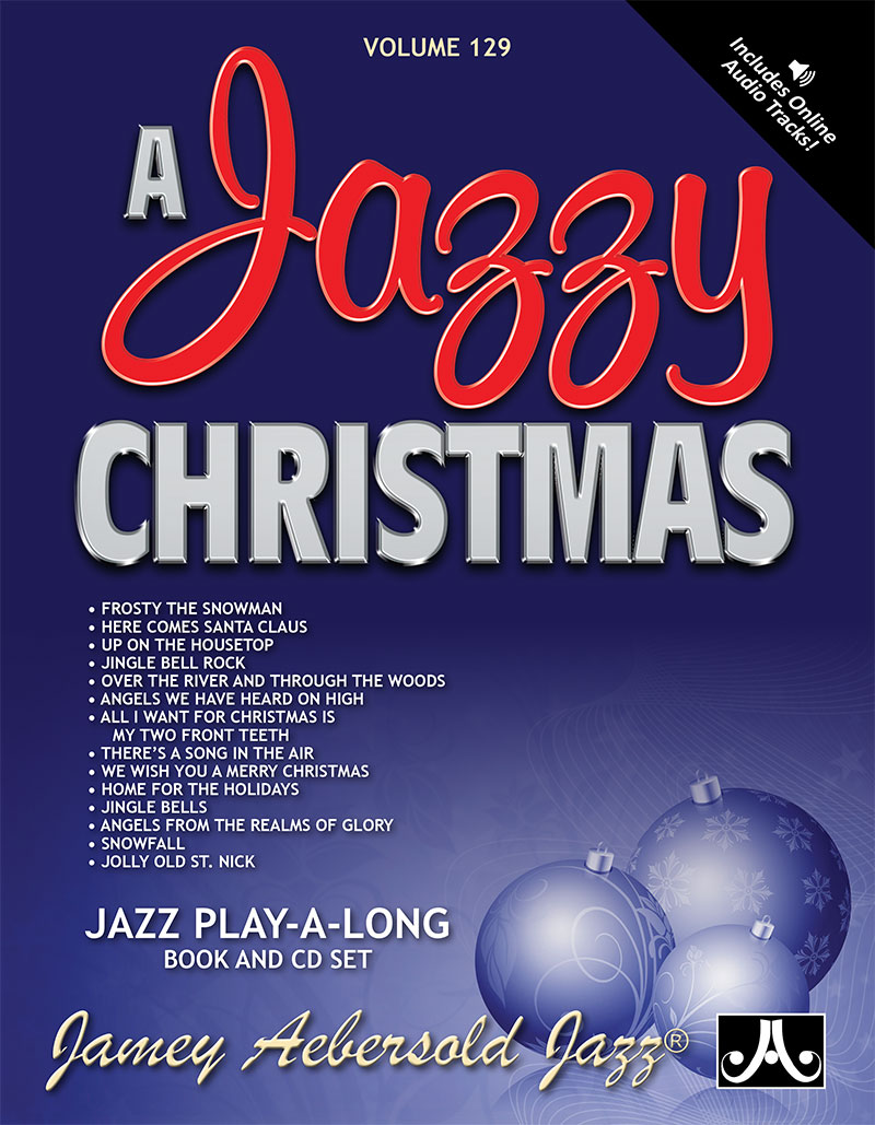 VOLUME 129 - A JAZZY CHRISTMAS