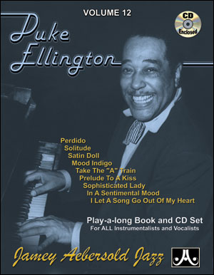 Volume 12 - Duke Ellington - BOOK ONLY