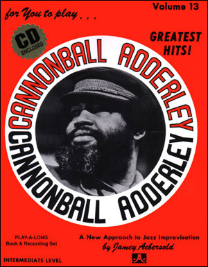 Volume 13 - Cannonball Adderley - CD ONLY