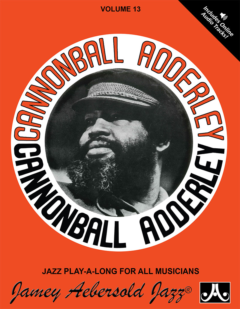 VOLUME 13 - CANNONBALL ADDERLEY