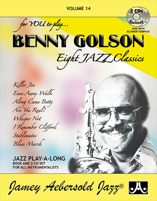 VOLUME 14 - BENNY GOLSON now with 2 CDs!