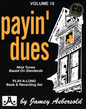 Volume 15 - Payin' Dues - BOOK ONLY