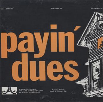 Volume 15 - Payin' Dues - AUTOGRAPHED LP
