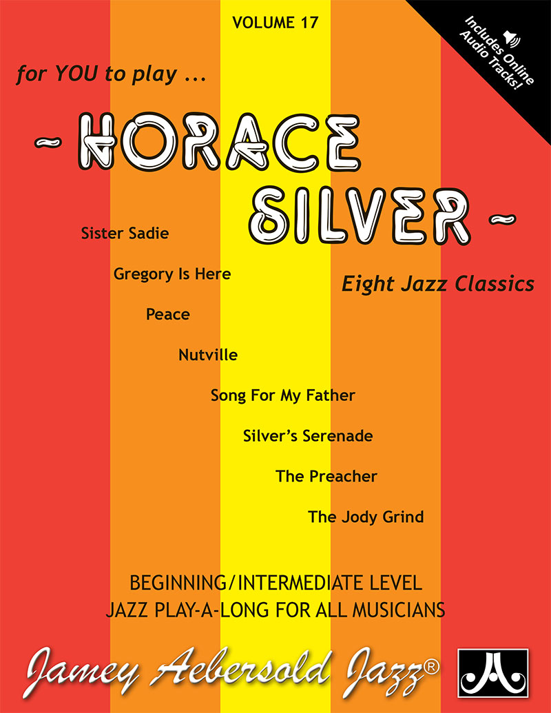 VOLUME 17 - HORACE SILVER now with 2 CDs!