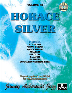 Volume 18 - Horace Silver - CD ONLY