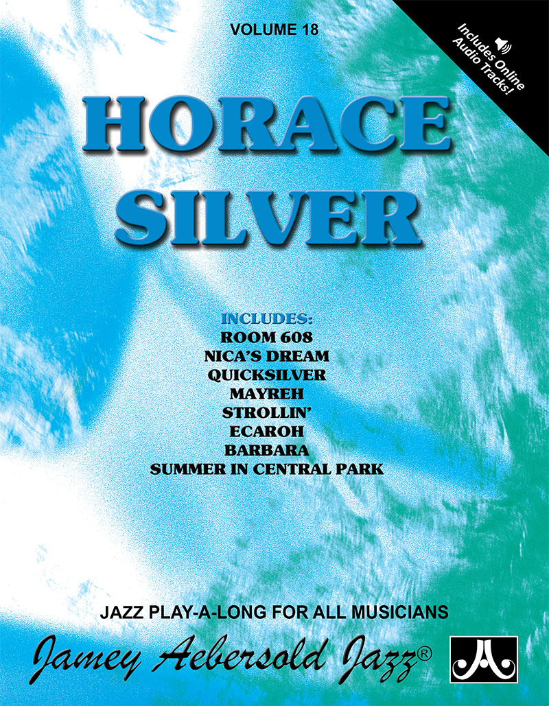 VOLUME 18 - HORACE SILVER now with 2 CDs!