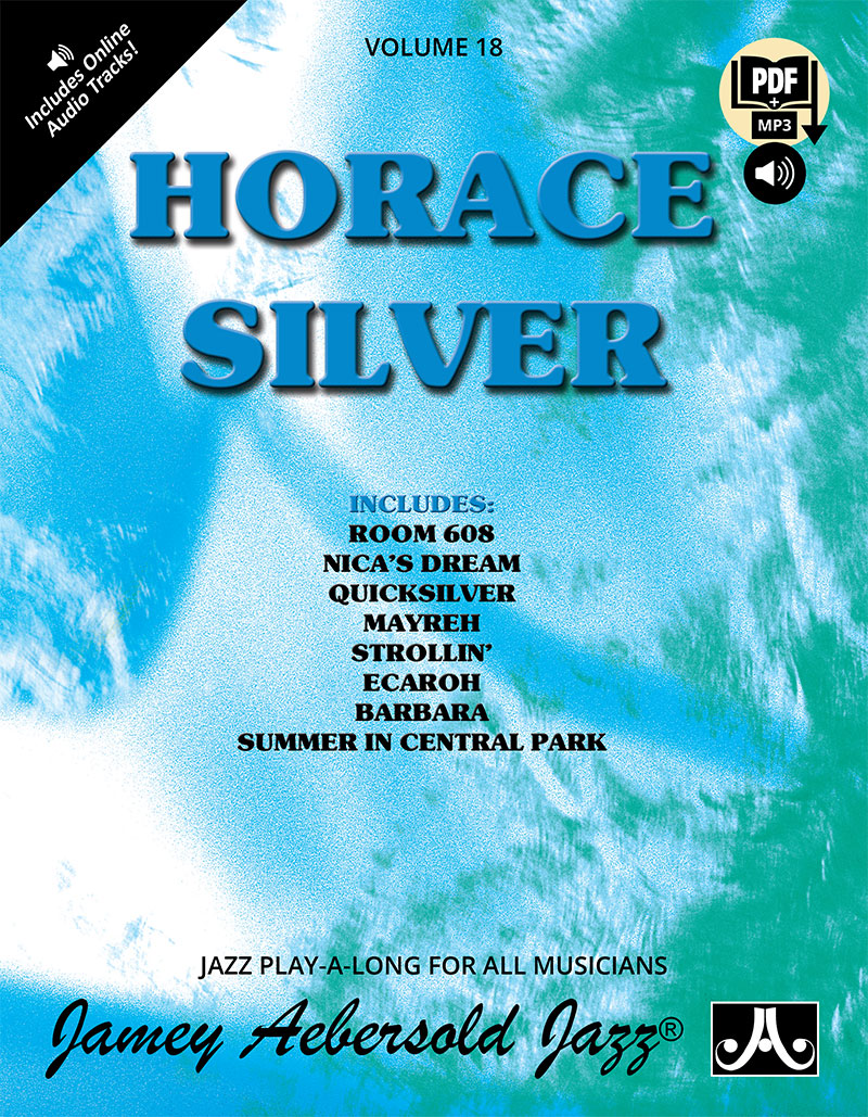 VOLUME 18 - HORACE SILVER