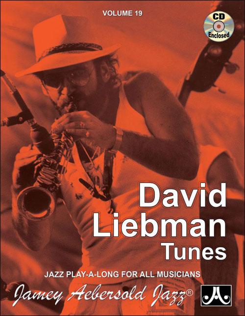 VOLUME 19 - DAVID LIEBMAN - CD ONLY