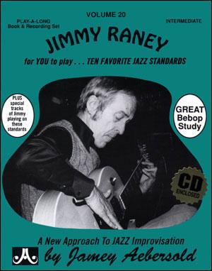 Volume 20 - Jimmy Raney - CD ONLY