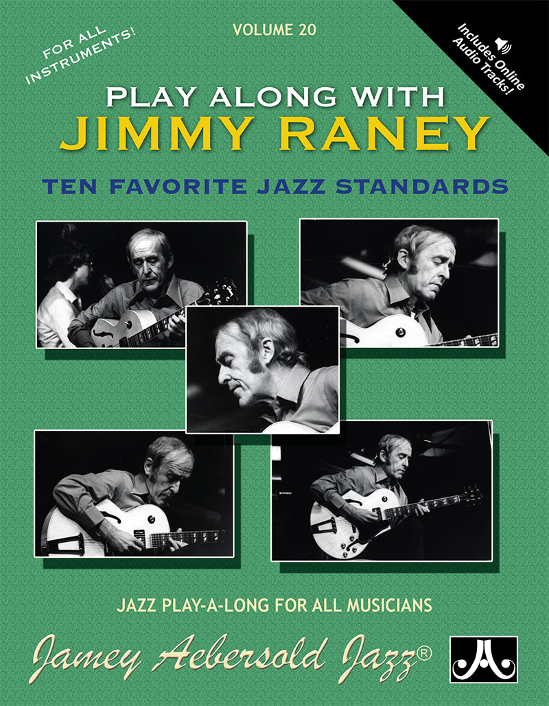 VOLUME 20 - JIMMY RANEY