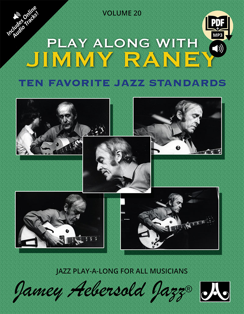 VOLUME 20 - JIMMY RANEY