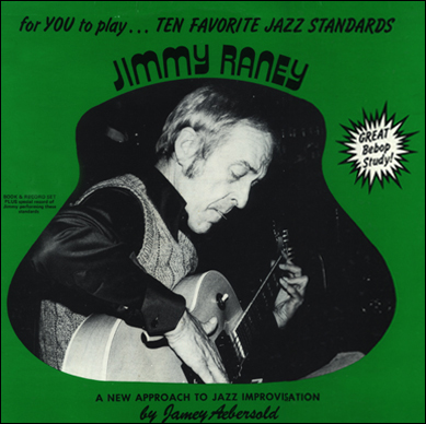 Volume 20 - Jimmy Raney - AUTOGRAPHED LP