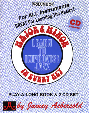 Volume 24 - Major & Minor - 2 CDS ONLY