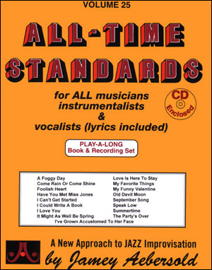 Volume 25 - All Time Standards - 2 CDS ONLY