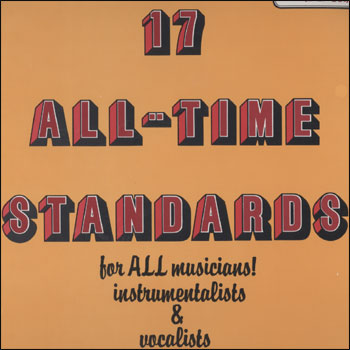 Volume 25 - 17 All Time Standards - AUTOGRAPHED LP