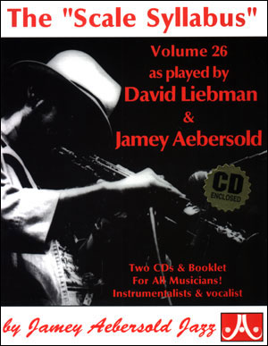 Volume 26 - The Scale Syllabus - 2 CDS ONLY