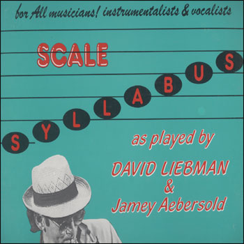 Volume 26 - Scale Syllabus - AUTOGRAPHED LP
