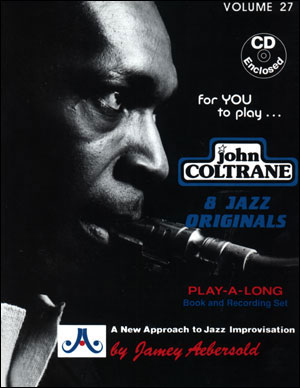 Volume 27 - John Coltrane - CD ONLY