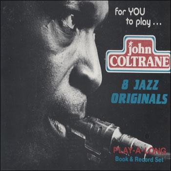 Volume 27 - John Coltrane - AUTOGRAPHED LP