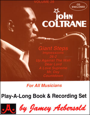 Volume 28 - John Coltrane - CD ONLY