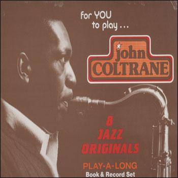 Volume 28 - John Coltrane - AUTOGRAPHED LP