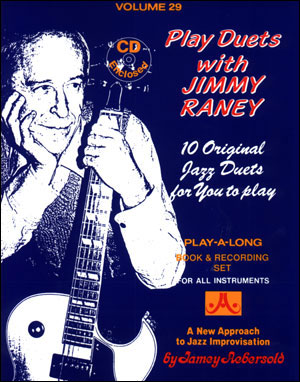 Volume 29 - Play Duets With Jimmy Raney - CD ONLY