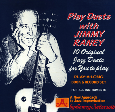 Volume 29 - Play Duets With Jimmy Raney - AUTOGRAPHED LP