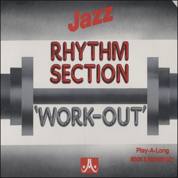 Volume 30A - Rhythm Section Workout (Piano, Guitar) AUTOGRAPHED LP