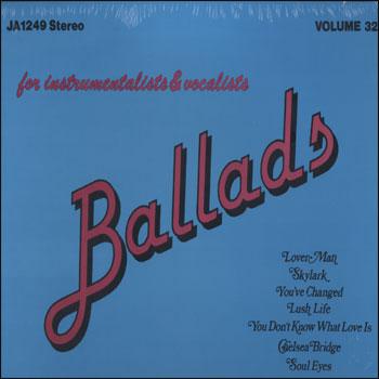 Volume 32 - Ballads - AUTOGRAPHED LP