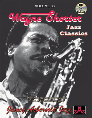 Volume 33 - Wayne Shorter - 2 CDS ONLY