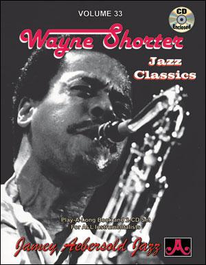 Volume 33 - Wayne Shorter - 2 CDS ONLY