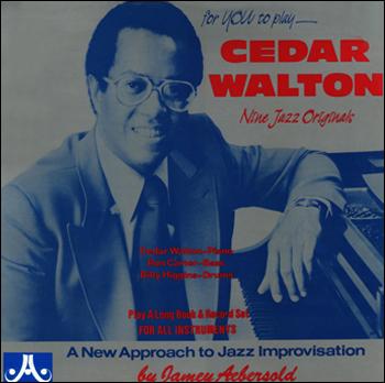 Volume 35 - Cedar Walton - AUTOGRAPHED LP
