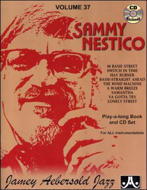 Volume 37 - Sammy Nestico - BOOK ONLY