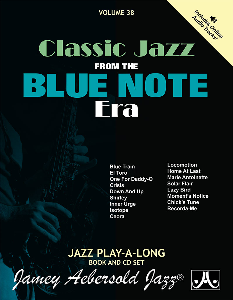 VOLUME 38 - BLUE NOTE