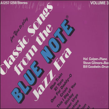 Volume 38 - Blue Note - AUTOGRAPHED LP