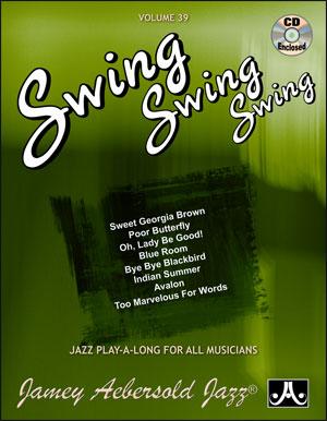Volume 39 - Swing, Swing, Swing - BOOK ONLY