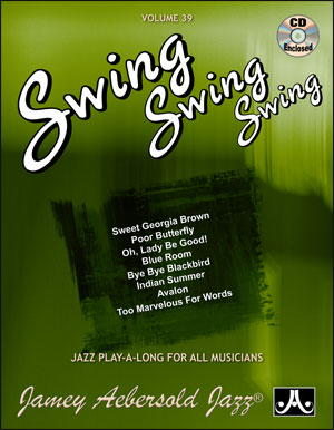 Volume 39 - Swing Swing Swing - CD ONLY