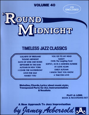 Volume 40 - 'Round Midnight - 2 CDS ONLY